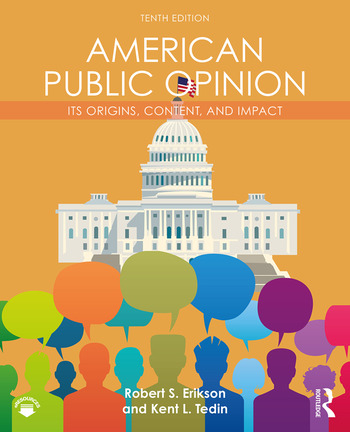 American Public Opinion Its Origins, Content, and Impact book cover