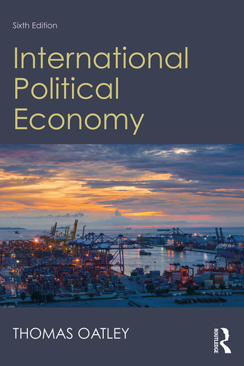 International Political Economy Sixth Edition book cover