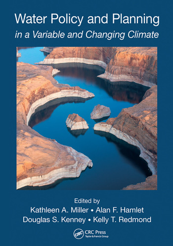 Water Policy and Planning in a Variable and Changing Climate book cover