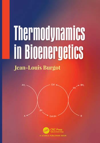 Thermodynamics in Bioenergetics book cover