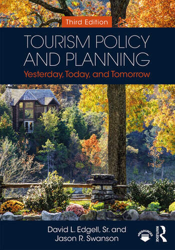 Tourism Policy and Planning Yesterday, Today, and Tomorrow book cover