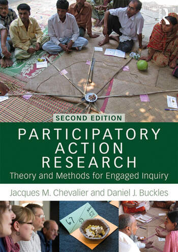Participatory Action Research Theory and Methods for Engaged Inquiry book cover