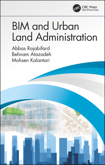 BIM and Urban Land Administration book cover