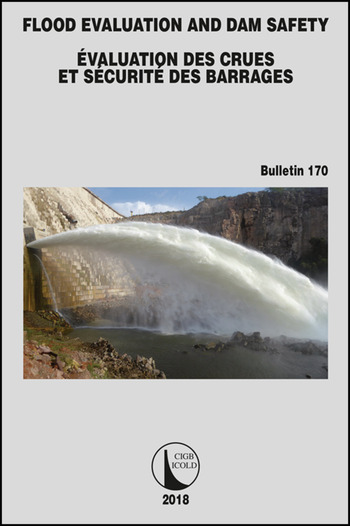 Flood Evaluation and Dam Safety book cover