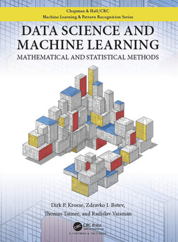 Data Science and Machine Learning Mathematical and Statistical Methods book cover