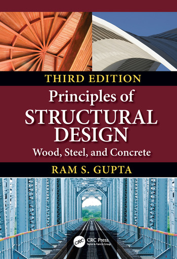 Principles of Structural Design Wood, Steel, and Concrete, Third Edition book cover