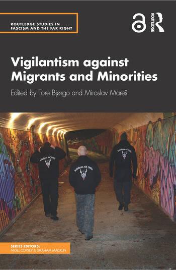 Vigilantism against Migrants and Minorities book cover