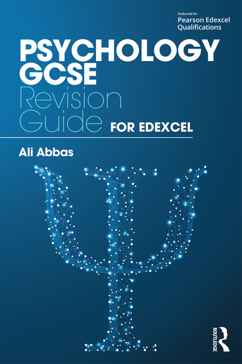Psychology GCSE Revision Guide for Edexcel book cover