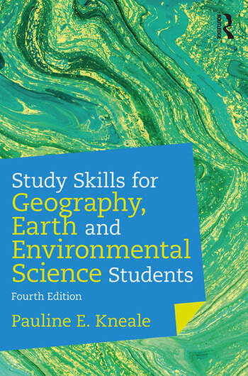 Study Skills for Geography, Earth and Environmental Science Students book cover