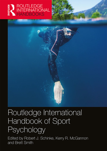 Routledge International Handbook of Sport Psychology book cover