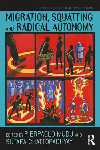 Migration, Squatting and Radical Autonomy book cover