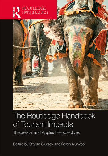 The Routledge Handbook of Tourism Impacts Theoretical and Applied Perspectives book cover