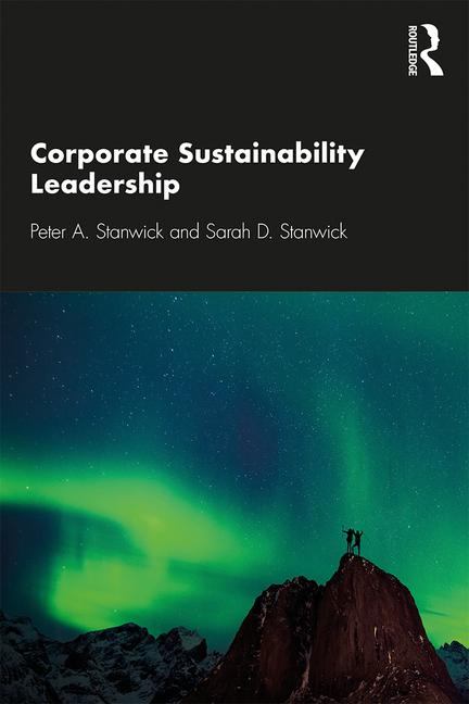 Corporate Sustainability Leadership book cover