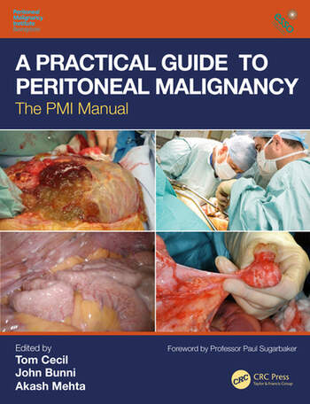 A Practical Guide to Peritoneal Malignancy The PMI Manual book cover