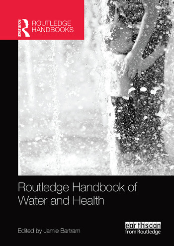 Routledge Handbook of Water and Health book cover