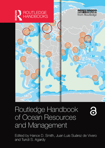 Routledge Handbook of Ocean Resources and Management book cover