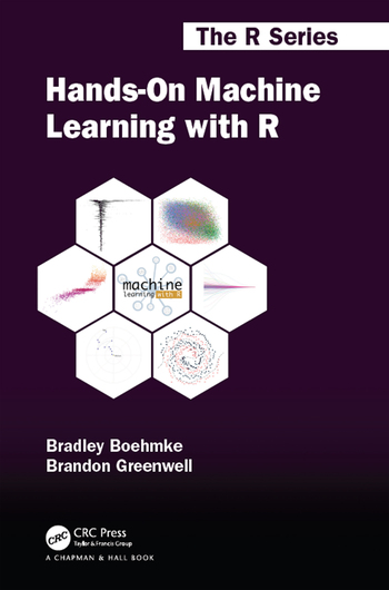 Hands-On Machine Learning with R book cover