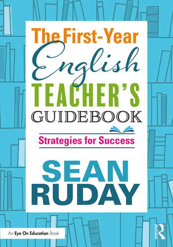 The First-Year English Teacher's Guidebook Strategies for Success book cover
