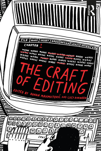 The Craft of Editing book cover