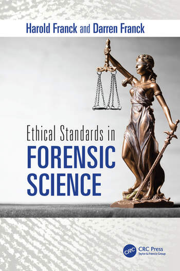 Ethical Standards in Forensic Science book cover