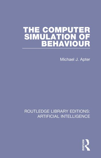 The Computer Simulation of Behaviour book cover