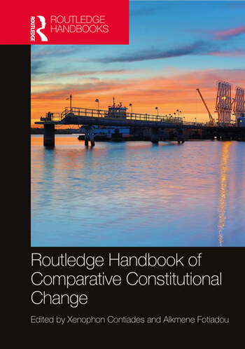 Routledge Handbook of Comparative Constitutional Change book cover