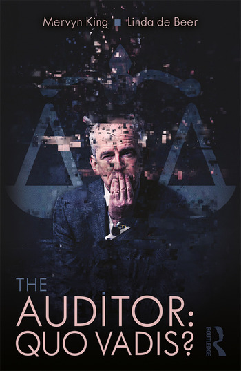 The Auditor Quo Vadis? book cover