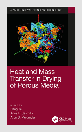 Heat and Mass Transfer in Drying of Porous Media book cover