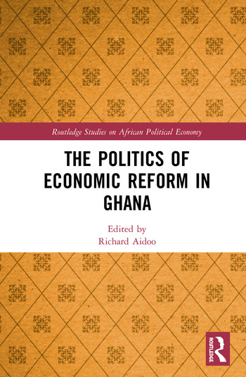 The Politics of Economic Reform in Ghana book cover