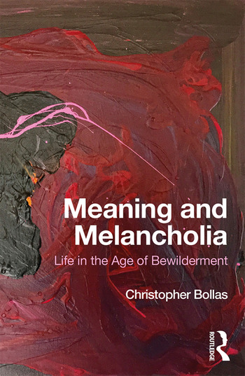 Meaning and Melancholia Life in the Age of Bewilderment book cover