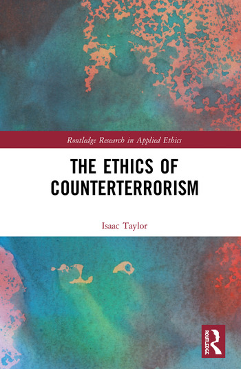 The Ethics of Counterterrorism book cover