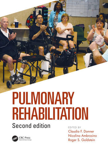 Pulmonary Rehabilitation, Second Edition book cover