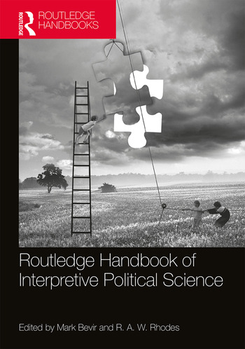 Routledge Handbook of Interpretive Political Science book cover