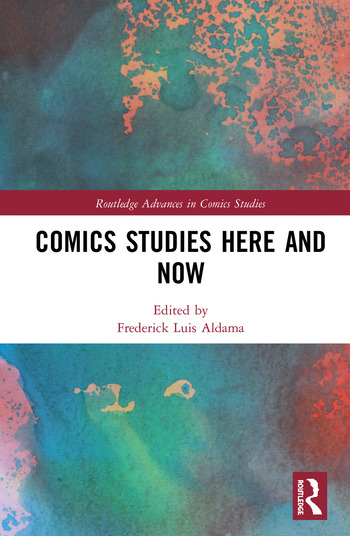 Comics Studies Here and Now book cover