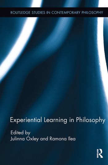 Experiential Learning in Philosophy book cover