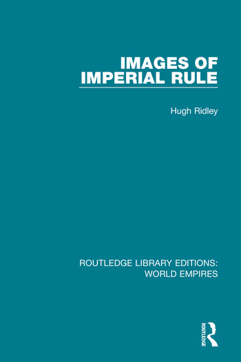 Images of Imperial Rule book cover