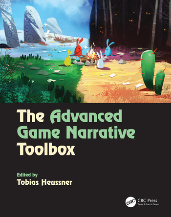 The Advanced Game Narrative Toolbox book cover