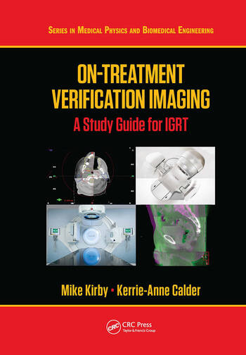 On-Treatment Verification Imaging A Study Guide for IGRT book cover