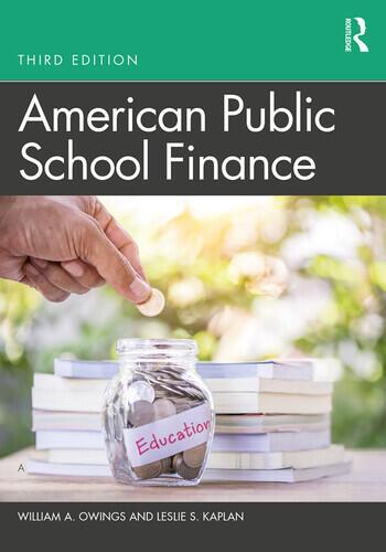 American Public School Finance book cover
