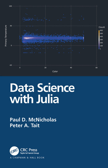 Data Science with Julia book cover