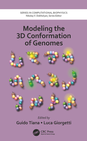 Modeling the 3D Conformation of Genomes book cover