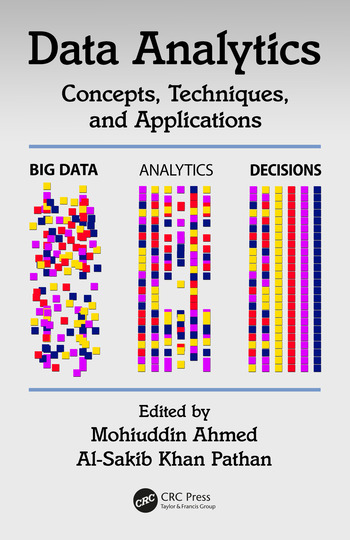 Data Analytics Concepts, Techniques, and Applications book cover