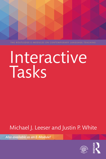 Interactive Tasks book cover