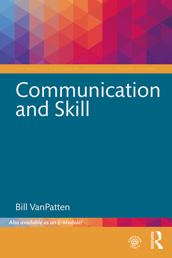 Communication and Skill book cover