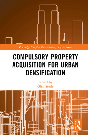 Compulsory Property Acquisition for Urban Densification book cover
