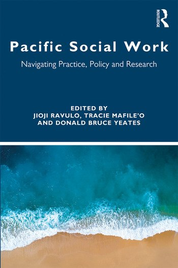 Pacific Social Work Navigating Practice, Policy and Research book cover