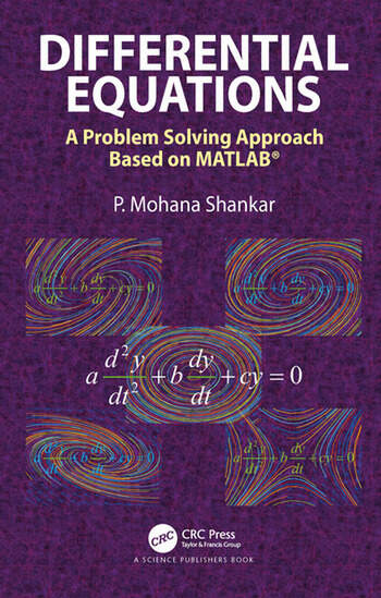 Differential Equations A Problem Solving Approach Based on MATLAB book cover