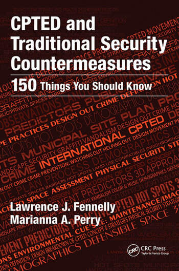 CPTED and Traditional Security Countermeasures 150 Things You Should Know book cover