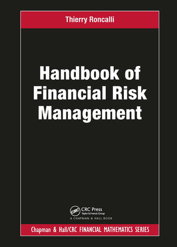 Handbook of Financial Risk Management book cover