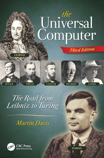 The Universal Computer The Road from Leibniz to Turing, Third Edition book cover
